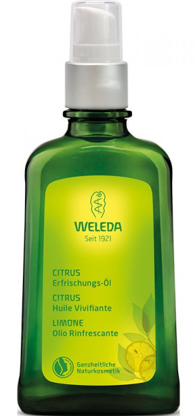 Weleda Citrus Erfrischungs-Öl
