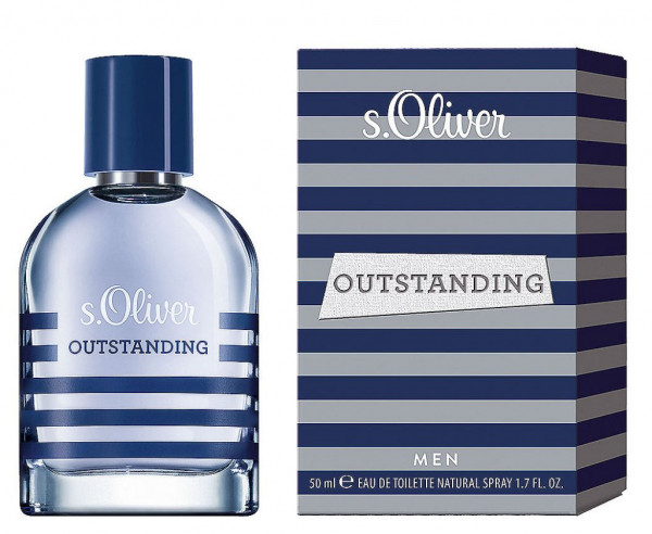 S OLIVER OUTSTANDI M EDT