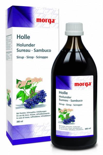 Morga Holunder-Sirup