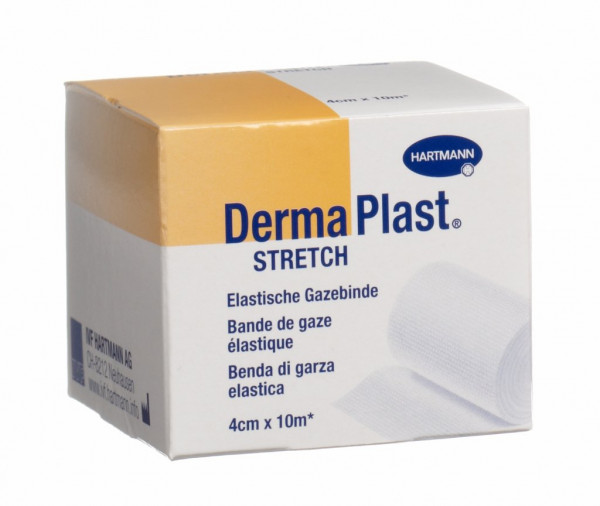 Dermaplast STRETCH Gazebinde