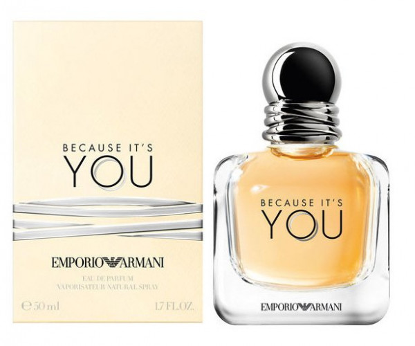 Emporio Armani Because It's You, EDP