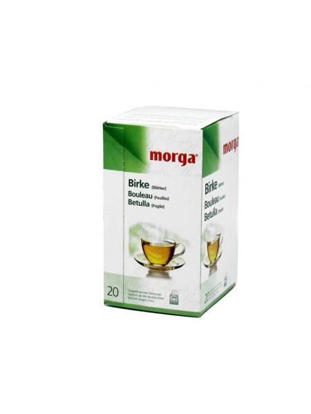 Morga Birkenblatt Tee