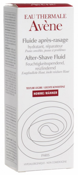 Avene Pour Homme, After Shave Fluid