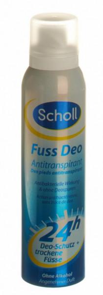 Scholl Fuss Deo