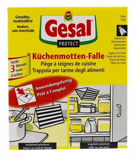 Gesal PROTECT Küchenmotten-Falle