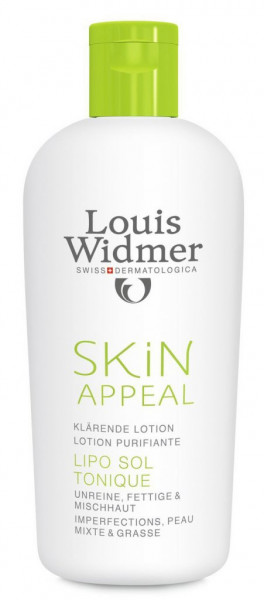 WIDMER Skin Appeal Lipo Sol Ton