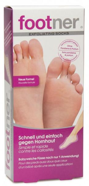Footner set pied exfolia socks