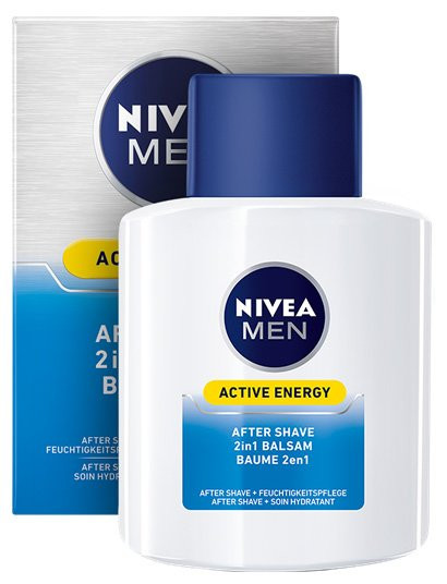 Nivea Men Active Energy After Shave 2 in 1