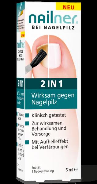 Nailner Nagelpilz-Lösung