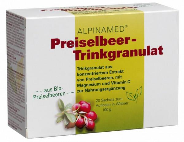 Alpinamed Preiselbeer, Trinkgranulat