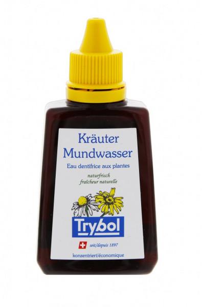 Trybol Kräuter-Mundwasser