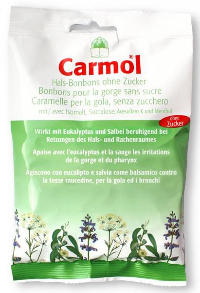 Carmol Hals-Bonbons
