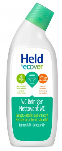 Held by Ecover WC Reiniger
