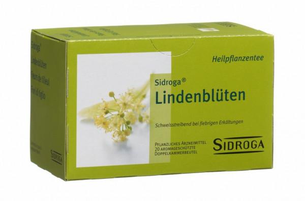 Sidroga Lindenblüten