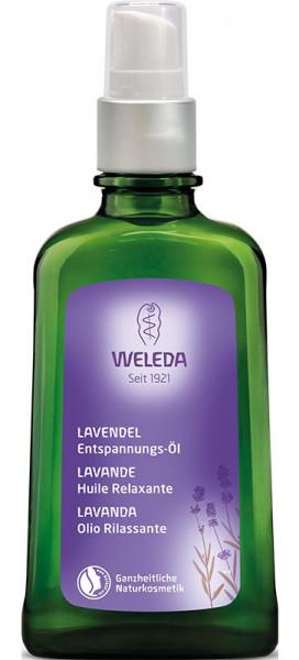 Weleda Lavendel Entspannungs-Öl