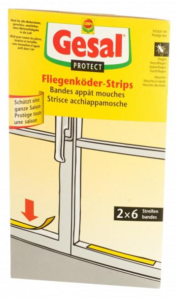Gesal PROTECT Fliegenköder-Strips