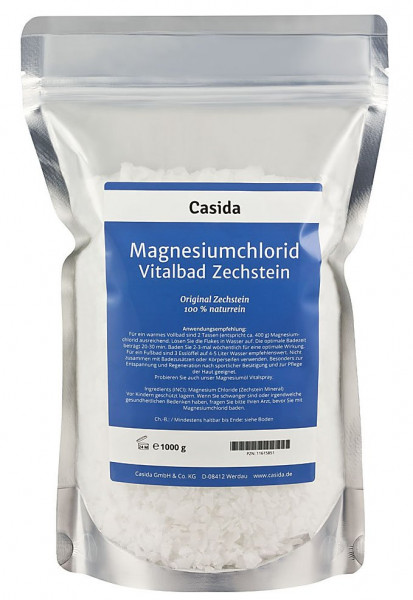 Casida Magnesiumchlorid Vitalbad