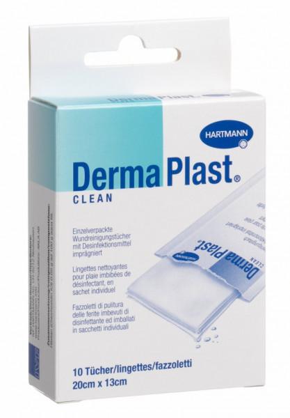 DermaPlast Clean, Wundreinigungstuch