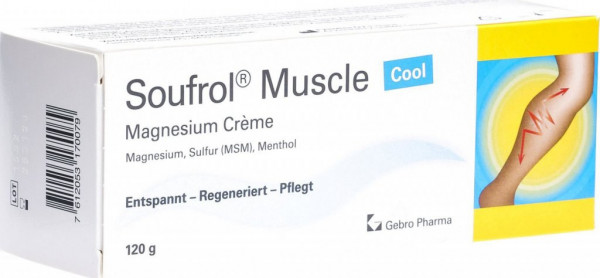 Soufrol Muscle Magnesium