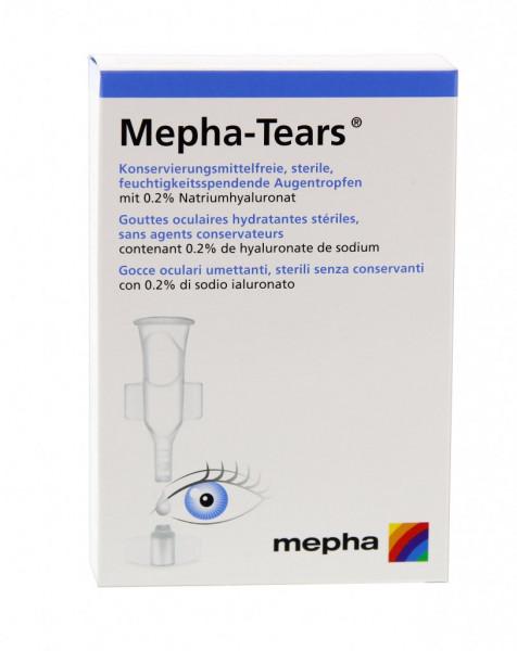 Mepha-Tears Augen Tropfen