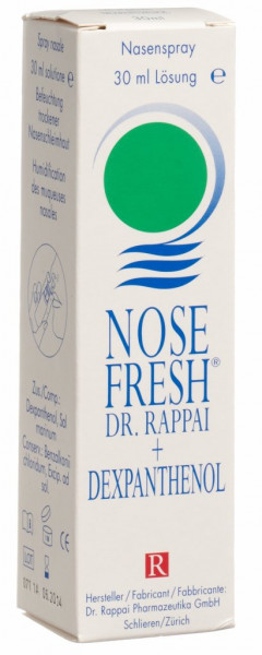 Nose Fresh+ Dexpanthenol