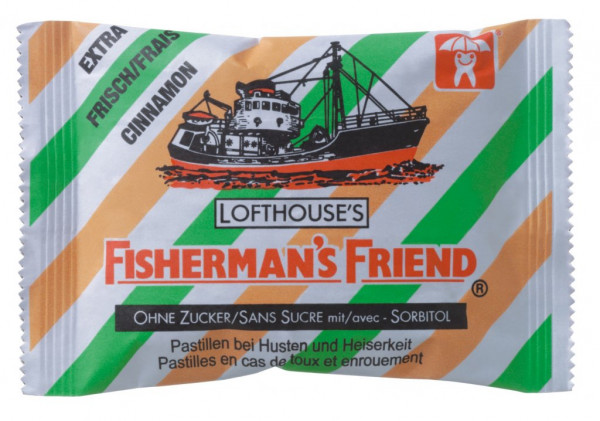 Fisherman's Friend Cinnamon