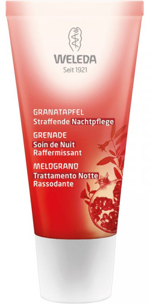 Weleda Granatapfel Nachtpflege