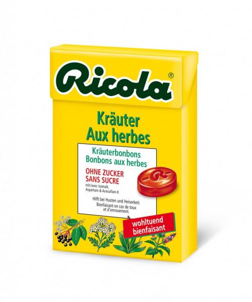 Ricola Kräuter Bonbons