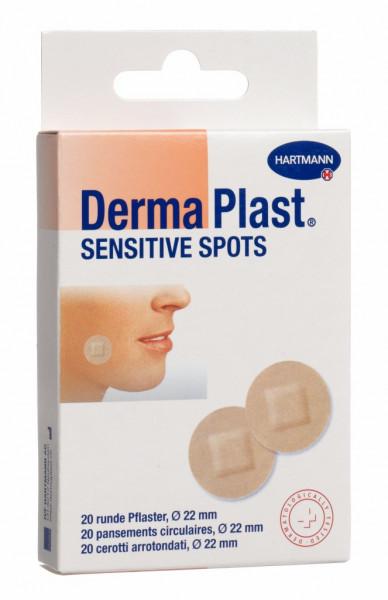 Dermaplast, Sensitive, Spots