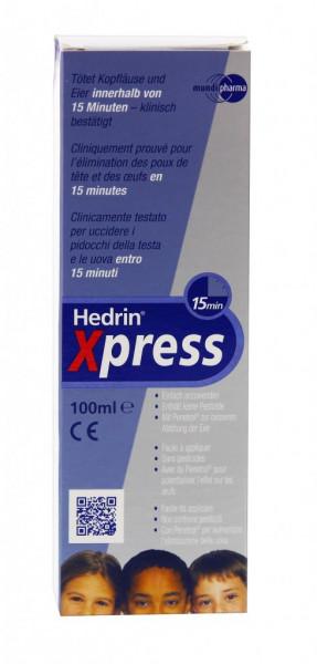 Hedrin Xpress