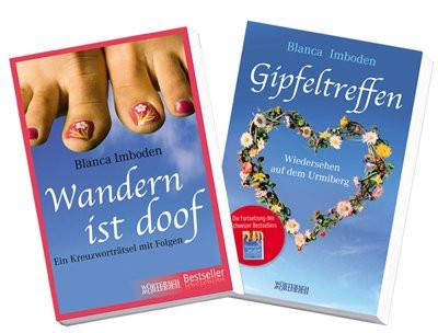 """Bücher-Set: """"Wandern ist doof"""" + """"Gipfeltreffen"""""""