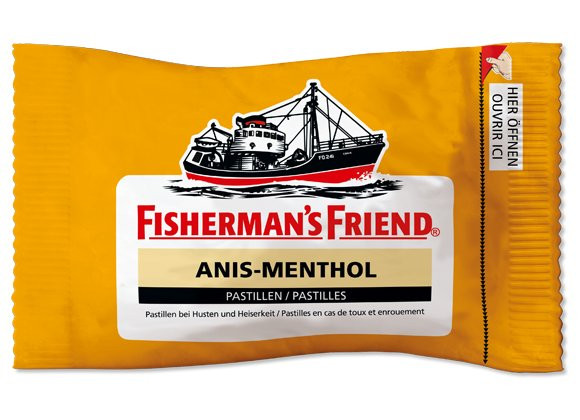 Fisherman's Friend Anis-Menthol