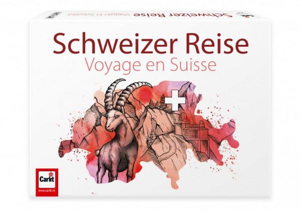 """Spiel """"Schweizer Reise"""" von Carlit"""