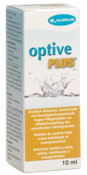 Optive Plus Augen-Pflegetropfen