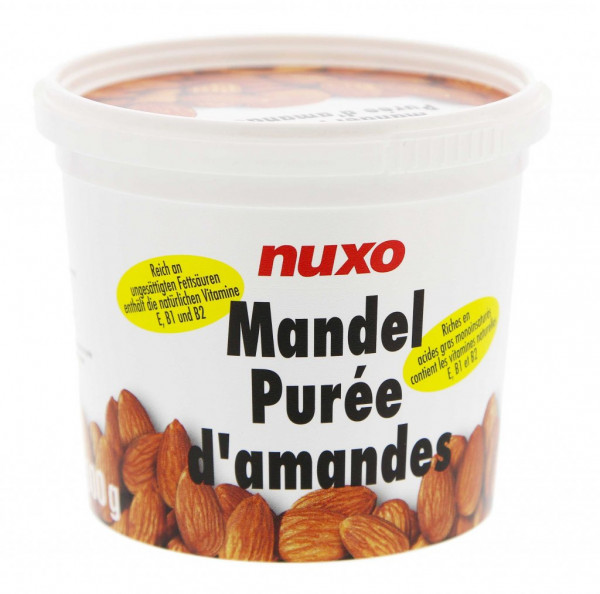 Nuxo Mandelpurée