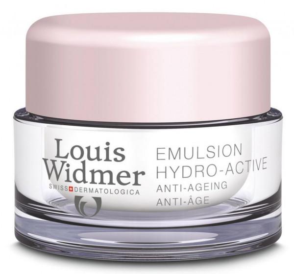 WIDMER Emulsion Hydro Activ Parf