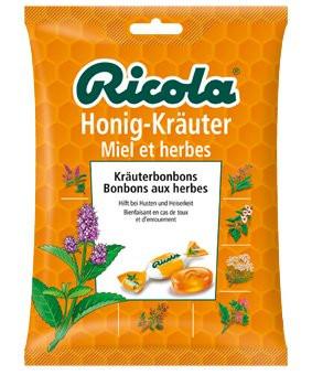 Ricola Honig-Kräuter Bonbons