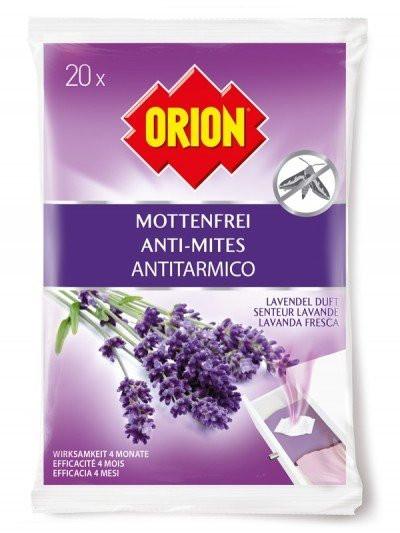 Orion Mottenfrei Mottenkugeln
