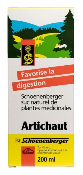 Schoenenberger Artischock Heilpflanzensaft