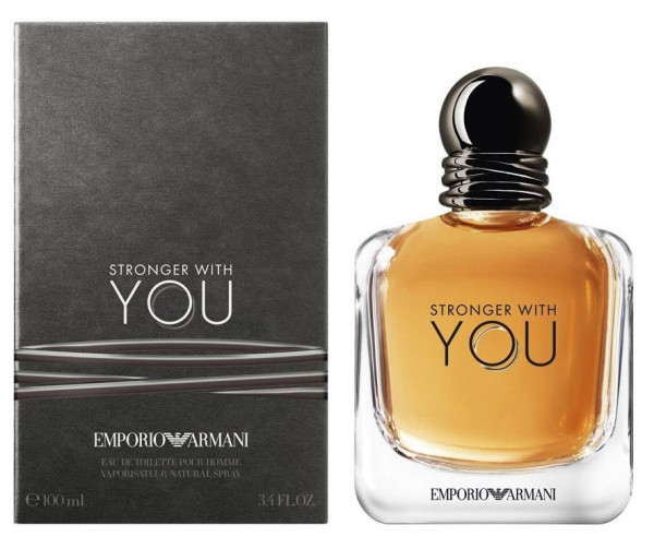 Emporio Armani Stronger With You, EDT