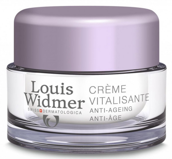 WIDMER Crème Vitalisante Parf