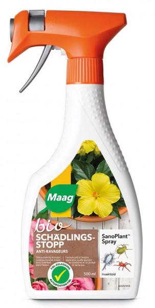 Sanoplant Spray gegen Schädlinge