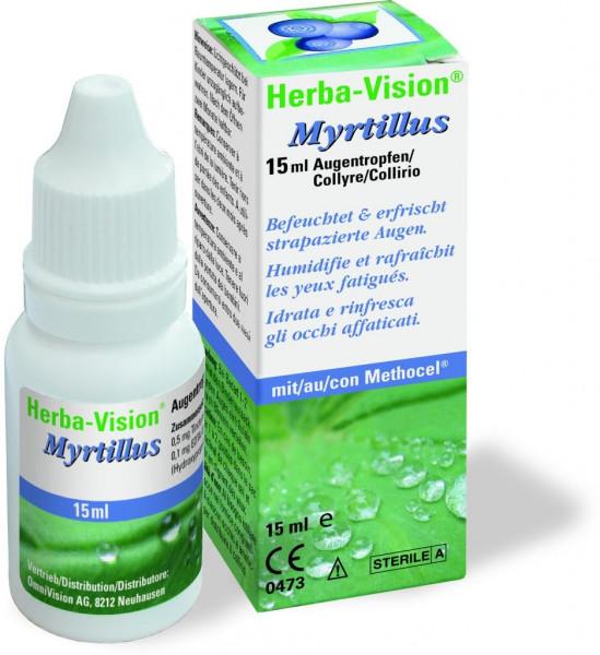 Herba Vision Myrtillus Augentropfen