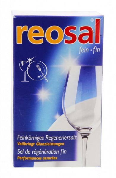 Reosal sel régénérant