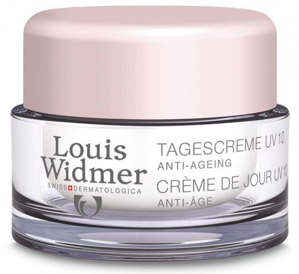 WIDMER Crème de Jour UV 10 Parf