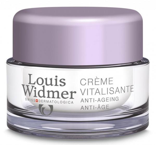 WIDMER Crème Vitalisante Unparf