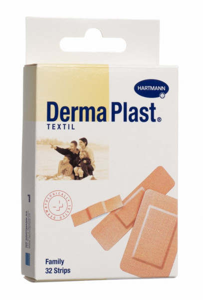 Dermaplast Textil Family Strips