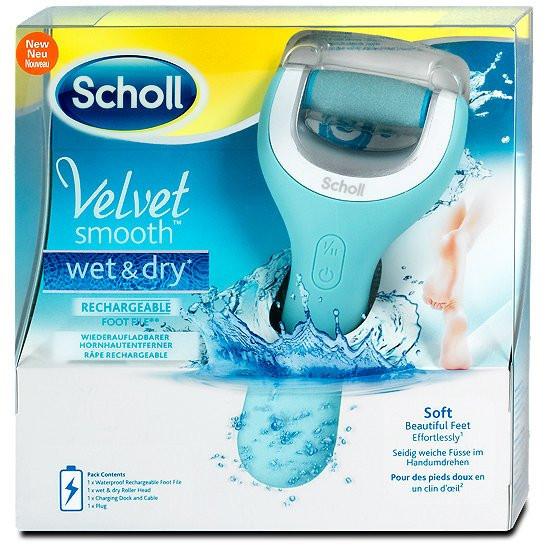 Scholl Velvet Smooth Wet&Dry Gerät